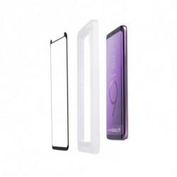 Protetor de vidro temperado para o telemóvel Galaxy S9 Plus REF. 105101 Transparente