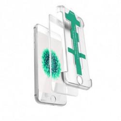 Protetor de vidro temperado para o telemóvel Iphone X REF. 140300 Transparente