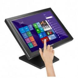 iggual IGG315750 touch screen monitor 38.1 cm (15) 1024 x 768 pixels Black