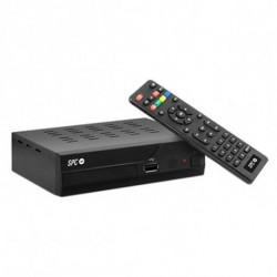 SPC Sintonizador TDT 9005N DVBT2 Negro