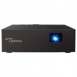 Optoma Projektor LV130 300 Lm WXGA 3D Schwarz