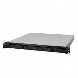 Synology Almacenamiento en Red Nas RS818+ Intel Atom C2538 2 GB RAM 48 TB Negro