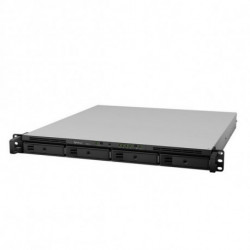 Synology Memorizzazione sulla Rete Nas RS818+ Intel Atom C2538 2 GB RAM 48 TB