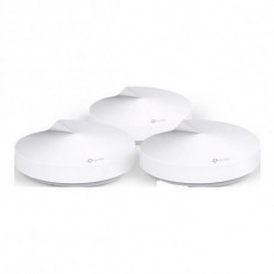 TP-Link Punto de Acceso Repetidor Deco M5(3-Pack) 5 GHz 867 Mbps Blanco