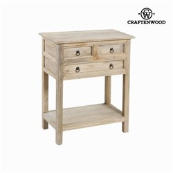 Mesa Auxiliar Craftenwood (81 x 66 x 38 cm) - Colección Pure Life