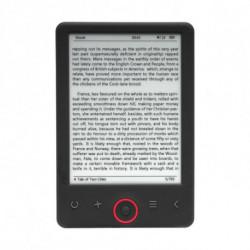 Denver Electronics EBO-620 lectore de e-book 4 GB Negro