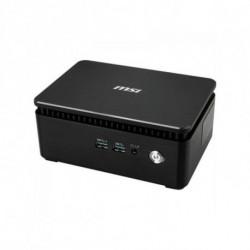 MSI Cubi 3 Silent S-031BEU i7-7500U 2,50 GHz 1,2L Größe PC Schwarz BGA 1356