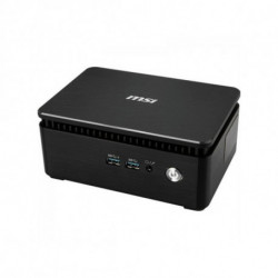 MSI Cubi 3 Silent S-031BEU i7-7500U 2.50 GHz 1.2L sized PC Black BGA 1356