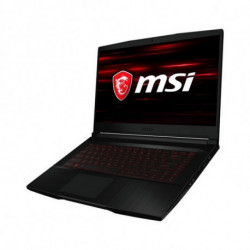 MSI Gaming GF63 8RC-457XES Black Notebook 39.6 cm (15.6) 1920 x 1080 pixels 8th gen Intel® Core™ i7 i7-8750H 16 GB DDR4-SDRA...