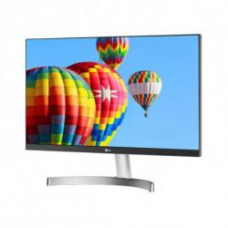LG Monitor 24MK600M-W 23,8 IPS Full HD VGA HDMI White