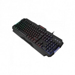 Mars Gaming MRK0 tastiera USB QWERTY Inglese Nero