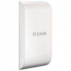 D-Link DAP-3315 point d'accès réseaux locaux sans fil 300 Mbit/s Connexion Ethernet, supportant l'alimentation via ce port (...