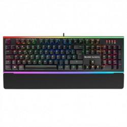 Mars Gaming MK6 teclado USB QWERTY Español Negro