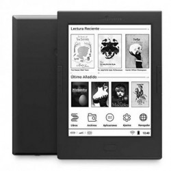 Energy Sistem eBook eReader Pro 4 6 WIFI 512 MB DDR3 8 GB