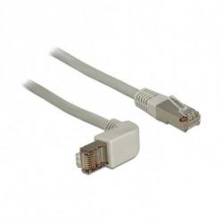 DELOCK CAT 5e FTP Cable 83514 0,5 m Grey