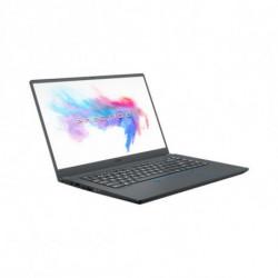 MSI Prestige PS63 8M-071ES Modern Black Notebook 39.6 cm (15.6) 1920 x 1080 pixels 8th gen Intel® Core™ i7 i7-8565U 16 GB DD...