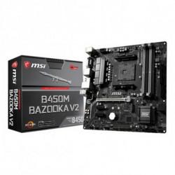 MSI Mainboard Gaming B450M BAZOOKA V2 mATX DDR4 AM4