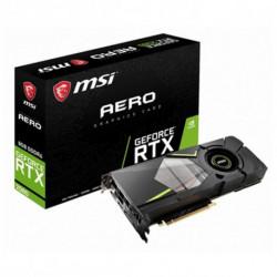 MSI Scheda Grafica Gaming NVIDIA RTX 2080 AERO 8 GB GDDR6