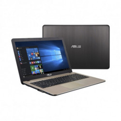 ASUS A540LA-XX1476T Preto, Chocolate Notebook 39,6 cm (15.6) 1366 x 768 pixels 5th gen Intel® Core™ i3 i3-5005U 4 GB DDR3L-S...