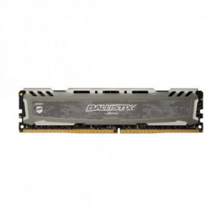 Crucial Memoria RAM Ballistix Sport DDR4 4 GB PC4-21300 2666 MHz Gris