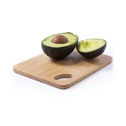 Tábua de Cozinha de Bambu 145178 Castanho