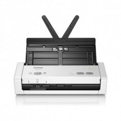 Brother ADS-1200 scanner 600 x 600 DPI Scanner ADF Noir, Blanc A4