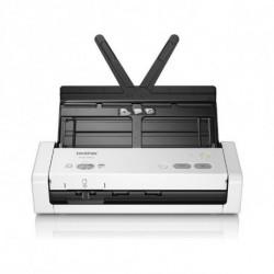 Brother ADS-1200 scanner 600 x 600 DPI Scanner ADF Preto, Branco A4