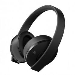 Sony 9455165 auricular con micrófono Binaural Diadema Negro