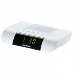 Grundig Rádio Despertador SONOCLOCK KSC 35 LED FM Branco