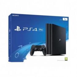 Sony PlayStation 4 Pro 37067 1 TB Black
