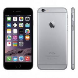 Apple Smartphone iPhone 6 4,7 LED 16 GB (A+) (Reconditionnés) Blanc/Argenté
