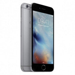Apple Smartphone iPhone 6 4,7 64 GB LED (A+) (Refurbished) Weiß/Silber