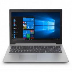 Lenovo IdeaPad 330 Cinzento, Platina Notebook 39,6 cm (15.6) 1366 x 768 pixels AMD A A4-9125 4 GB DDR4-SDRAM 500 GB HDD