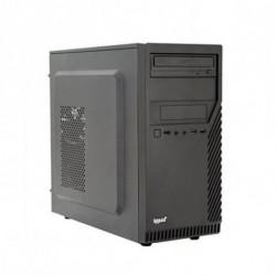 iggual PC de bureau PSIPCH407 i7-8700 16 GB RAM 480 GB SSD Noir