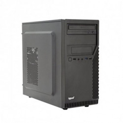 iggual Desktop PC PSIPCH403 i5-8400 8 GB RAM 1 TB HDD Black