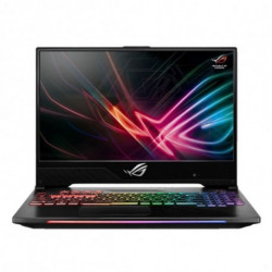 ASUS ROG Strix GL504GM-BN256T notebook Noir Ordinateur portable 39,6 cm (15.6) 1920 x 1080 pixels Intel® Core™ i7 de 8e géné...