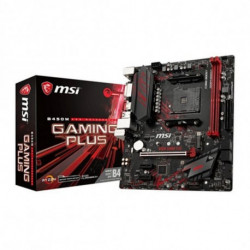 MSI B450M GAMING PLUS scheda madre Presa AM4 Micro ATX AMD B450