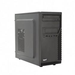 iggual PC da Tavolo PSIPCH401 i3-8100 4 GB RAM 1 TB HDD Nero