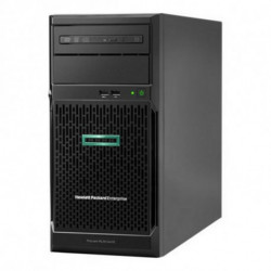 HPE Serveur tour ProLiant ML30 Gen10 Xeon E-2124 8 GB RAM LAN Noir
