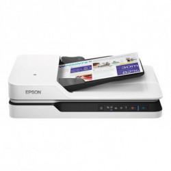 Epson WorkForce DS-1660W 600 x 600 DPI Scanner Flatbed Preto, Branco A4