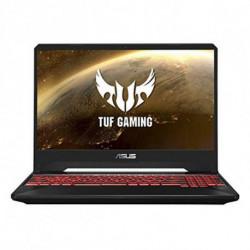ASUS FX505GD-BQ137T Preto Notebook 39,6 cm (15.6) 1920 x 1080 pixels 8th gen Intel® Core™ i7 i7-8750H 16 GB 1256 GB HDD+SSD