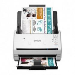 Epson WorkForce DS-570W 600 x 600 DPI Scanner com alimentação por folhas Branco A4