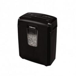 Fellowes Trituradora de Papel Micro Corte 8Cd 14 L 4 x 35 mm Negro