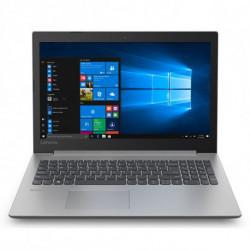Lenovo IdeaPad 330 Gris, Platine Ordinateur portable 39,6 cm (15.6) 1366 x 768 pixels Intel® Core™ i3 de 6e génération i3-60...