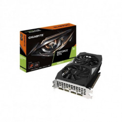 Gigabyte GV-N166TOC-6GD Grafikkarte GeForce GTX 1660 Ti 6 GB GDDR6