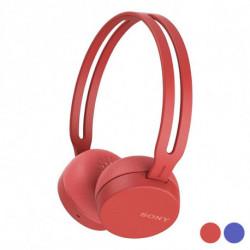 Sony Bluetooth-Kopfhörer WH-CH400 USB Blau