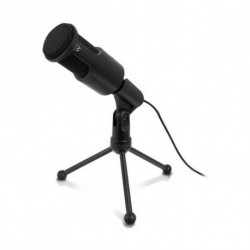Ewent EW3552 Mikrofon PC microphone Schwarz