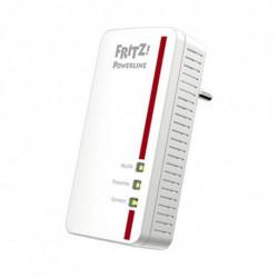 Fritz! Punto de Acceso WLAN 1260E 866 Mbps 5 GHz Blanco Rojo
