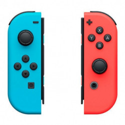 Nintendo Drahtloses Gamepad Joy-Con Blau Rot