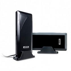 Engel Antena para Interiores AN0267L TDT 42 dB (V/UHF) Preto